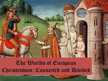 Europe in the Middle Ages, Medieval Christendom
