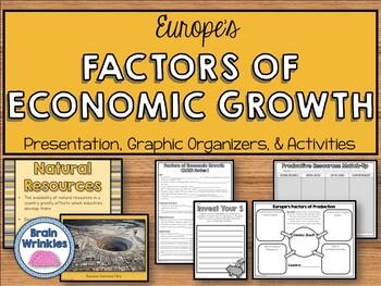Europe's Factors of Economic Growth (SS6E9)