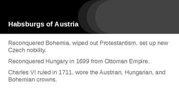European Absolutism PowerPoint