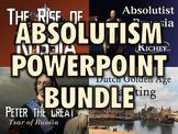 European Absolutism PowerPoint Bundle