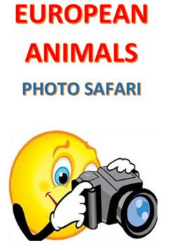 European Animals Photo Safari