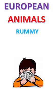 European Animals Rummy