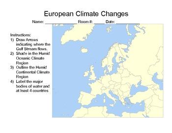 European Climate Exercise