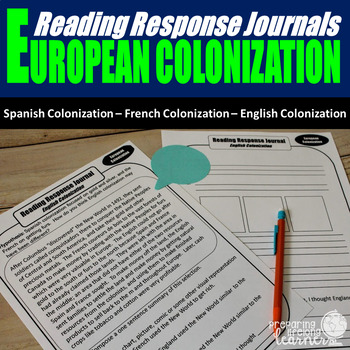 European Colonization Reading Responses
