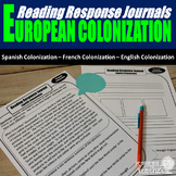 European Colonization Reading Responses