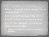 European Colonization  of the Americas