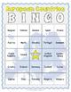 European Countries Bingo Game