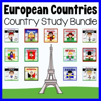 European Countries Bundle - 29 countries and growing