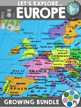 European Countries Research Unit - Bundle