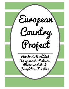 European Country Project