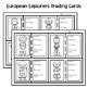 European Explorers Activity Bundle