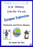 European Exploration COLORFUL VISUALS Include Me © Series