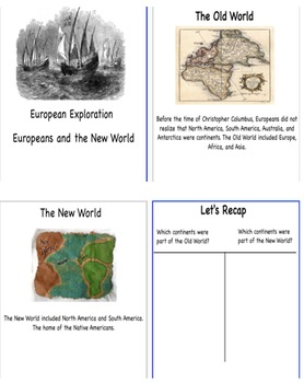 European Exploration - Christopher Columbus
