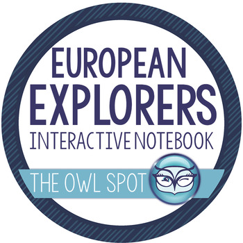 European Exploration Interactive Notebook Pieces