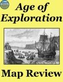 European Exploration Map Review