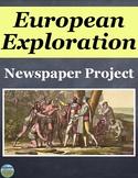 European Exploration Newspaper Review Activity