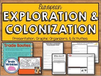 European Exploration & Colonization (SS6H6)