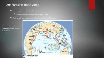 European Exploration Powerpoint for AP Euro or AP World