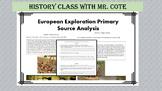European Exploration Primary Source Analysis