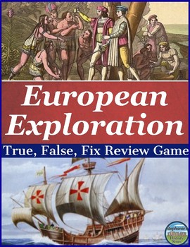 European Exploration Review Game