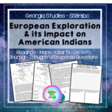 European Exploration & Spanish Impact - De Soto & Missions