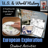 World History: European Exploration | Student Activities | Distance Learning