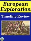 European Exploration Timeline Review Activity