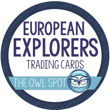 European Exploration Trading Cards