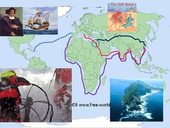European Exploration and Colonization 6th Grade Georgia Social Studies H6 GPS