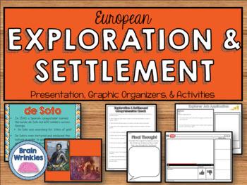 Georgia Studies: European Exploration and Settlement (SS8H1)