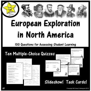 European Exploration in North America Slides