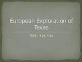 European Exploration in Texas PowerPoint