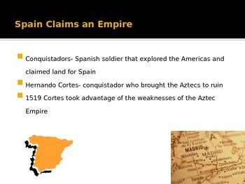 European Exploration of the Americas