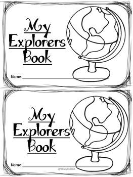 European Explorer Book ( Answer Keys included!)