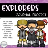 European Explorer Journal Project: A Collaborative Researc