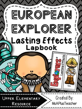 European Explorer Lasting Effects Lapbook