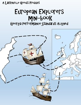 European Explorer Mini-book