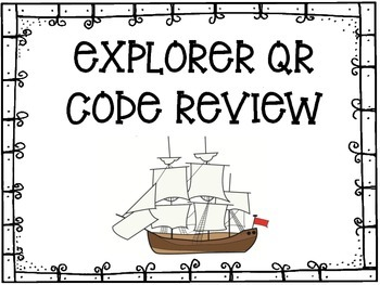 European Explorer QR Code Hunt (Review)