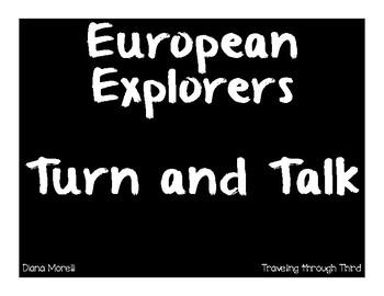 European Explorer Turn and Talk