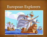 European Explorer  Unit -3rd Social Studies