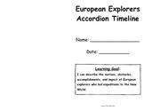European Explorers Accordion Timeline