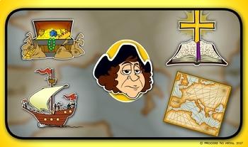European Explorers Animated! Bundle