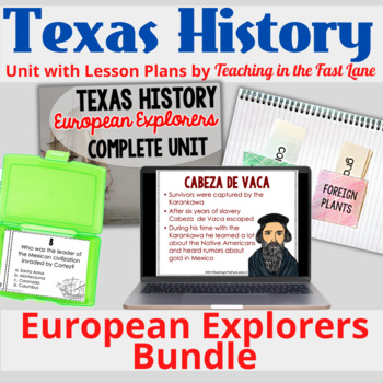 European Explorers Bundle