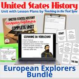 European Explorers Bundle       (U.S. History)