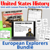 European Explorers Bundle       (U.S. History)