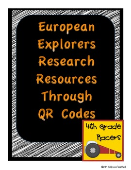 European Explorers Introduction and Research Resources