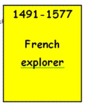 European Explorers Matching Card Game