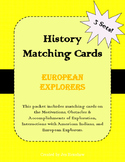 European Explorers (Exploration of the U.S.) Matching Cards Review