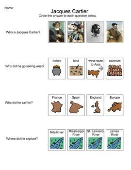 European Explorers Packet