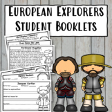 European Explorers Project   Student Booklets
